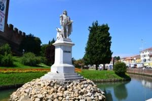 Statua del Giorgione (Castelfranco Veneto)